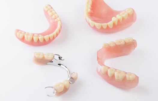 Dentures example