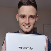 Instasmile customer undefined